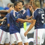 Football : France is Back on Victory Trail at the Stade de France