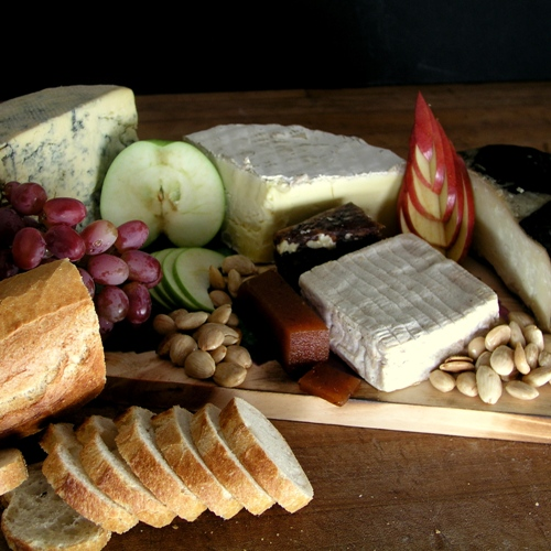 A beautiful cheese board is one of the easiest ways to impress